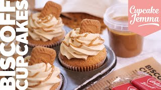 Bake Biscoff Cupcakes at Home. Right NOW! | Cupcake Jemma by Cupcake Jemma