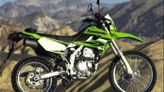 8. 2009 klx 250 speed