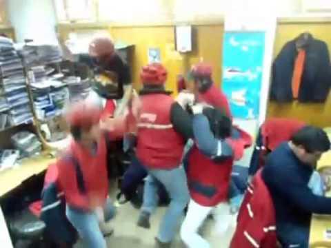 Harlem Shake Correos de Chile Osorno