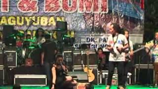 ARJUN - Niken Aprilia ft Shodik MONATA Tasik Agung Rembang 2014