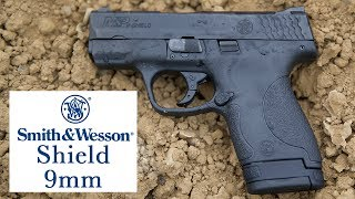 Check out the full review for the S&W M&P Shield 9mm on Guns.com - http://www.guns.com/review/gun-review-sw-shield-9mm-from-a-ladys-perspective-video/