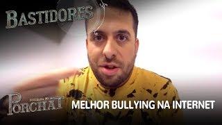 O humorista, criador do web bullying, analisa os comentários de fãs nas postagens das celebridades e as respostas dadas pelos famosos.Saiba mais em http://www.r7.com/porchatFacebook: http://www.facebook.com/programadoporchatInstagram: http://www.instagram.com/pgmdoporchat