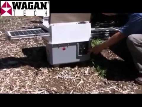 Solar e Power Cube 1500  – Portable Solar Generator