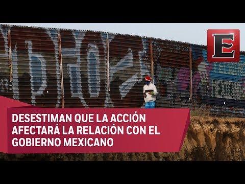 Trump decreta envío de la Guardia Nacional a la frontera con México