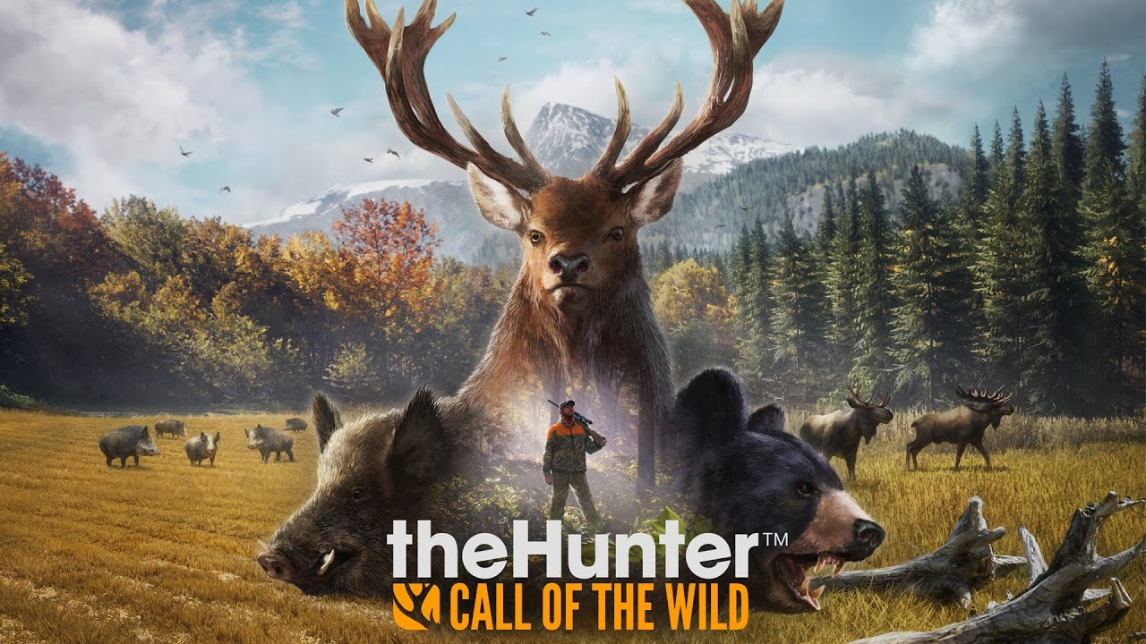 wild hunter game