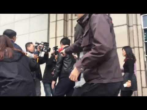 港警來台會刑事局 港女案證據大多完整[影]