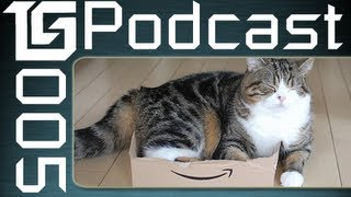 TGS Podcast - #5 (Cat Edition) w/ TotalBiscuit, Dodger and Jesse