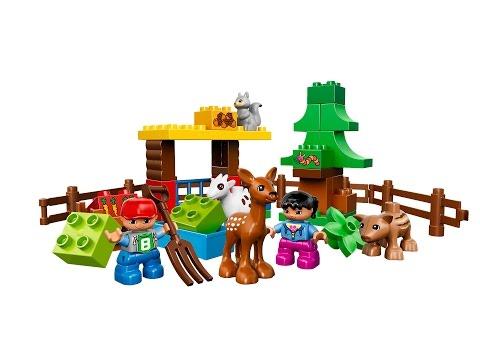 """Конструктор Lego Duplo 10584 """"Лесной заповедник"""""""