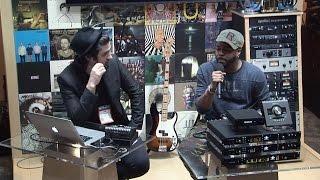 UA NAMM 2017 Producer's Corner: Just Blaze w/ Phony Ppl