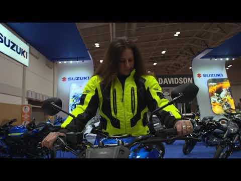 Suzuki Shifting Gears - Riding Gear
