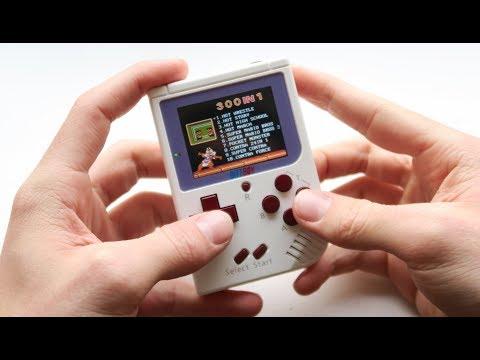 BittBoy - The Modern Mini Game Boy!