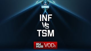 Infamous vs Soggy, ESL One Genting Quals, game 2 [Mila]