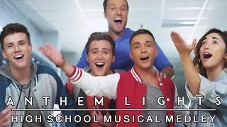 Video High School Musical Medley   Anthem Lights Mashup (ft. Alex G) download in MP3, 3GP, MP4, WEBM, AVI, FLV January 2017