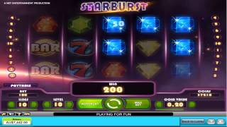 Starburst New Pokie Machine