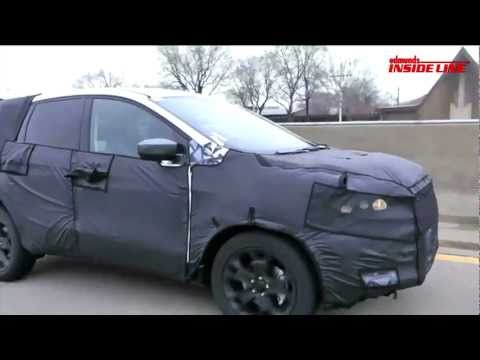 2014 Chevy Colorado SUV