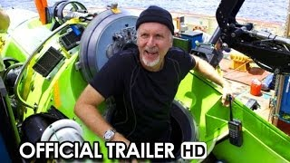 Deepsea Challenge 3d Official Trailer  2014  James Cameron Documentary Hd