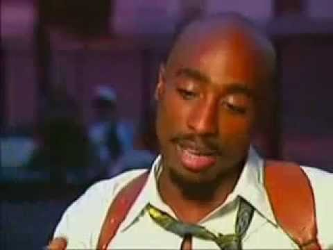 Tupac said he did not Sell His Soul-interview