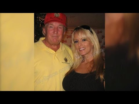 "Trump says he knew about Stormy Daniels payment ""later on"""