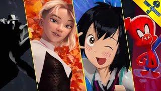 Video Comic Book Origins of The New Spider-Verse Heroes MP3, 3GP, MP4, WEBM, AVI, FLV Oktober 2018
