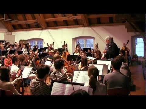 Landesjugenorchester Baden-Württemberg - Trailer