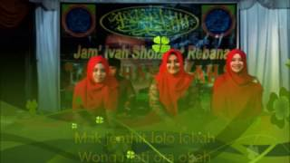Sluku-sluku Batok (Versi Modern) - AL-HASBIYAH Video