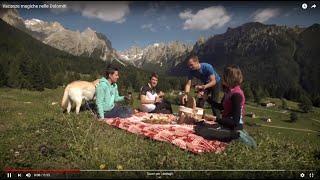 Video dell'impianto sciistico San Martino di Castrozza