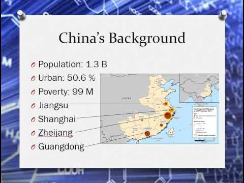 Avian flu/ Influenza in China (видео)
