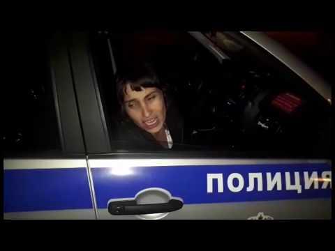 В Самаре задержали нетрезвую автоледи