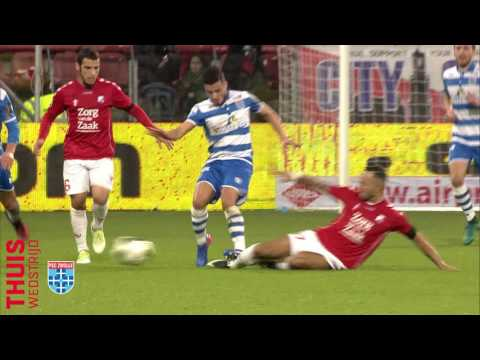 Speelschema 2017-2018 Thuiswedstrijden FC Utrecht