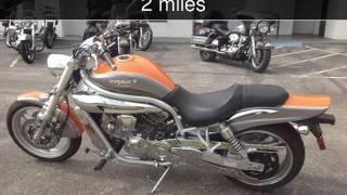 6. 2008 Hyosung Avitar  New Motorcycles - Hurst,Texas - 2016-05-27
