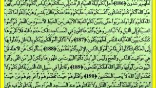 02 Surah Al Baqarah Abdulwadood Haneef Musshaf