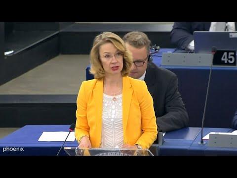 Debatte im EU-Parlament zur humanitären Hilfe im Mitte ...