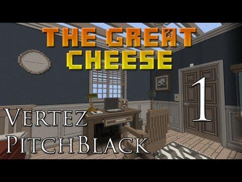 [#1] Minecraft - Vertez & PitchBlack - The Great Cheese - Adventure