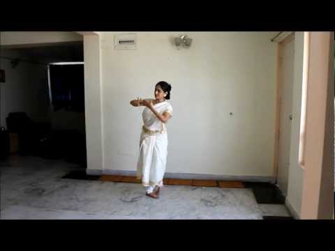 Mohiniyattam Adavus – Dhaganam 2