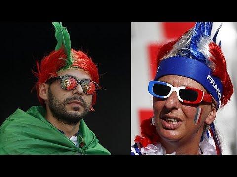 Γαλλία: Όλα έτοιμα για τον μεγάλο τελικό του Euro 2016