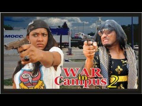 Battle in Campus 2 -  Nigeria Nollywood Movie