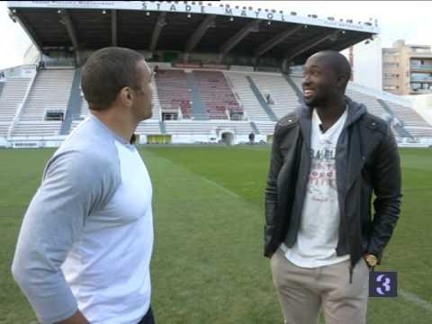 Top Billings visits Bryan Habana in Toulon