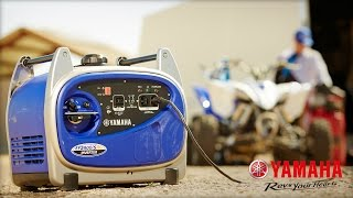 5. Yamaha Inverters vs. Generators | What's the Difference?