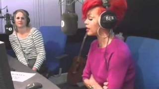 Rihanna talks about Katy Perry's hen-party!