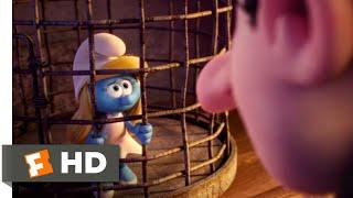 Smurfs: The Lost Village (2017) - The Great Escape Scene (4/10) | Movieclips