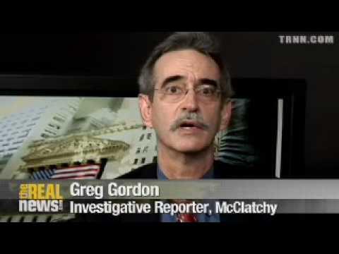McClatchy: How Goldman secretly bet on the U.S. housing crash