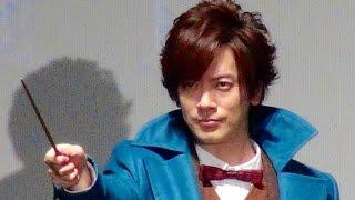 DAIGO/映画『ファンタスティック・ビーストと魔法使いの旅』宣伝大使任命式