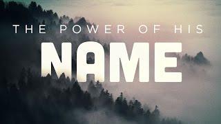 His Name is Wonderful