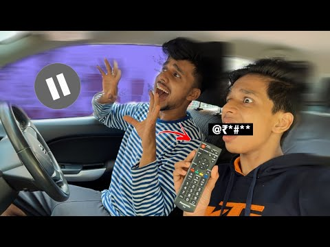 PAUSE CHALLENGE With My Brother 🤣 For 24 Hours *Bad idea* 😵