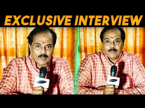 Exclusive Interview With Actor Thyagu