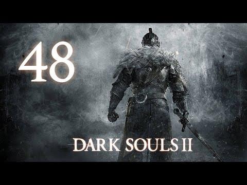 Dark Souls 2 [Красные драконы уже не торт.Великий Черный Дракон #48]
