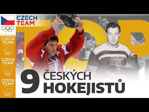 TOP: 9 českých hokejistů
