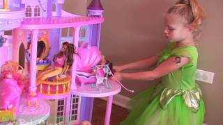 Baby Gizmo Disney Princess Ultimate Dream Castle Review