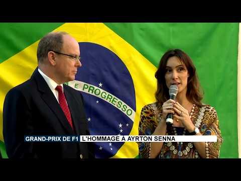 Fairmont pays tribute to Ayrton Senna