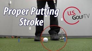 Video Golf Putting Stroke Tips MP3, 3GP, MP4, WEBM, AVI, FLV Juni 2018